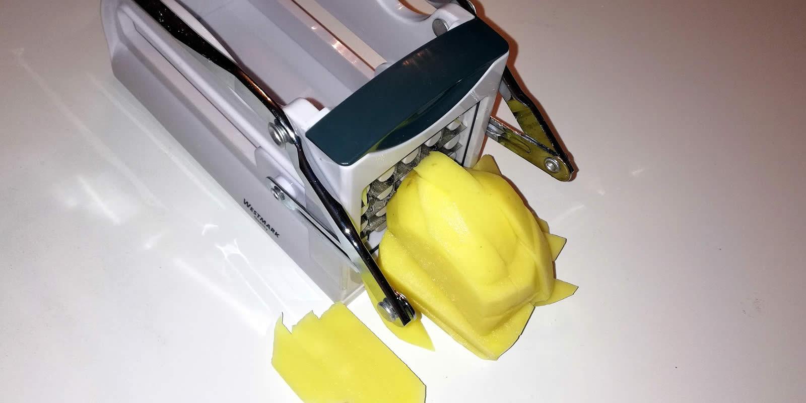 Westmark Pommesschneider Test